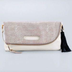 new// Vince Camuto   Foldover Bag